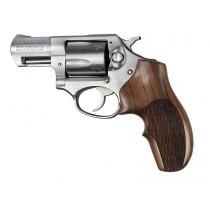 Hogue Wood Grips Pau Ferro Ruger Sp101 5 Shot Revolver